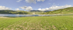 Immagine del virtual tour 'Lago del Turano '